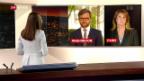 Video «FOKUS: Einschätzungen aus Paris und Washington» abspielen