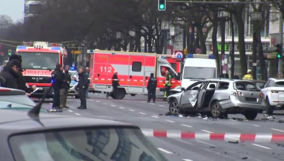 Sprengstoff-Explosion in Berlin: Der Tatort (unkomm.)