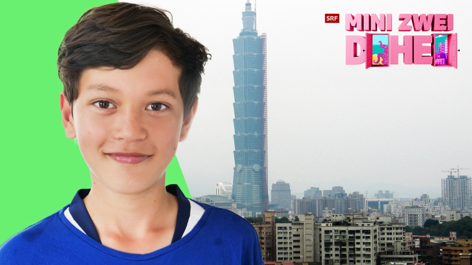 Noah ist Schweizer mit taiwanesischen Wurzeln