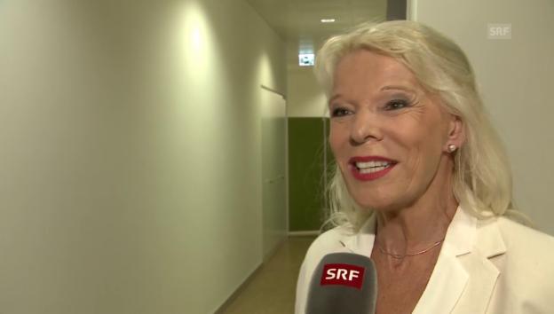 Video «Birgit Steinegger» abspielen