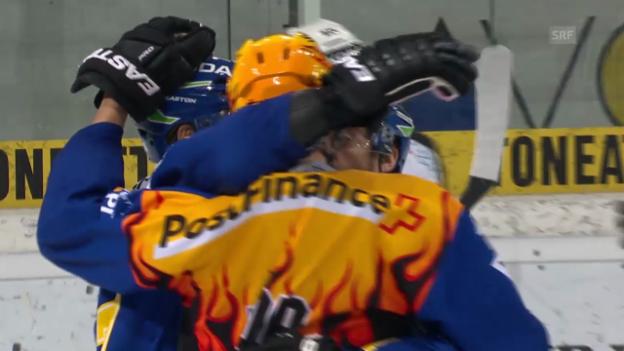 Video «Paulsson auf Lindgren: Tor («sportaktuell», 1.11.2013)» abspielen