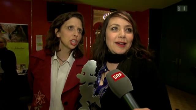Comedyladys an den Kabarett-Tagen Olten