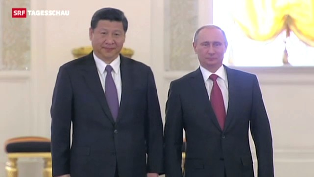 China und Russland schliessen Energiepakt