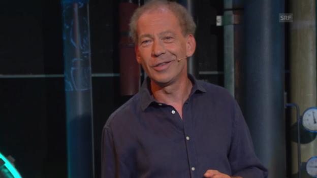 Video «Warm-up Lorenz Keiser» abspielen