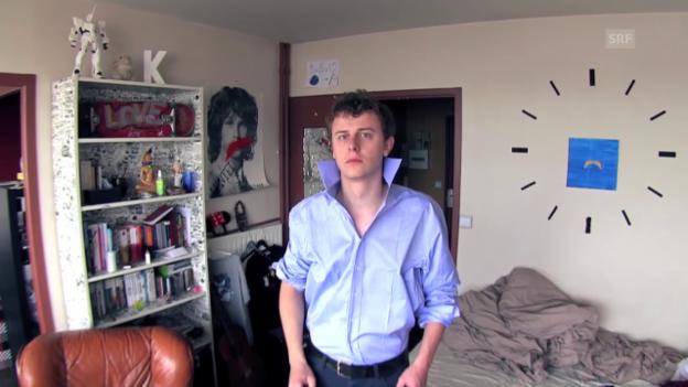 Video «Norman: «Les Chemises»» abspielen