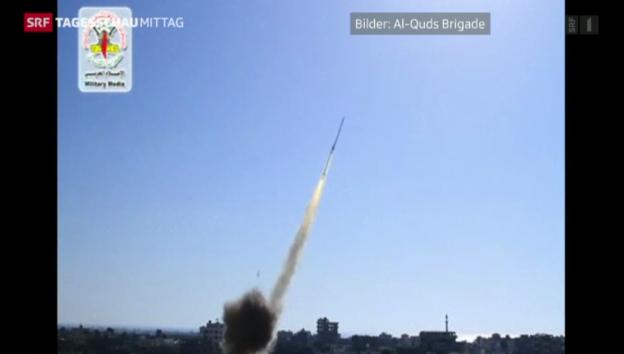 Video «Konflikt im Nahen Osten eskaliert» abspielen