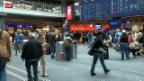 Video «Berner Bahnhof wächst in die Tiefe» abspielen