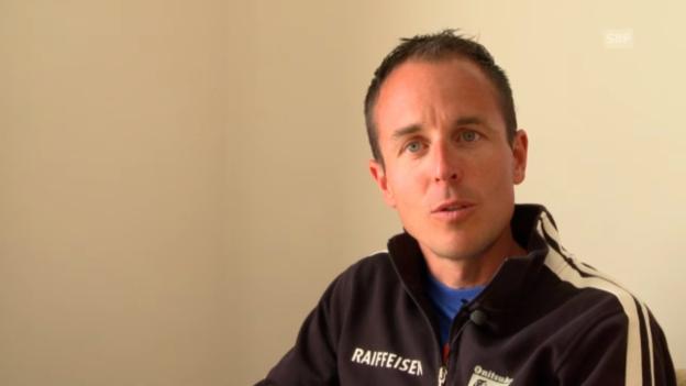 Video «Marathon: Interview mit Viktor Röthlin» abspielen