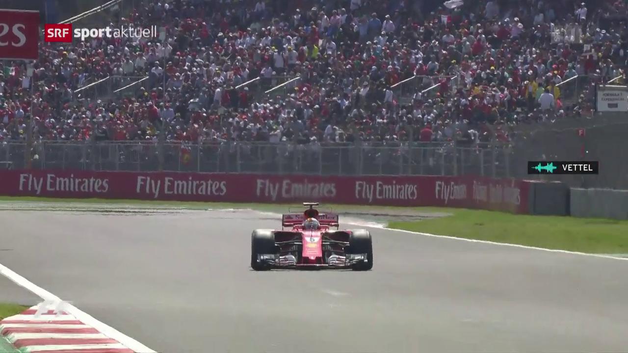 Formel 1: GP Mexiko