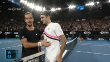 Link öffnet eine Lightbox. Video Live-Highlights Federer-Gasquet abspielen