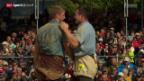 Video «Schwingen: Bündner-Glarner Kantonalfest» abspielen