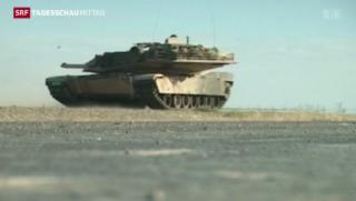 Video «Neue Phase im Kampf gegen IS» abspielen