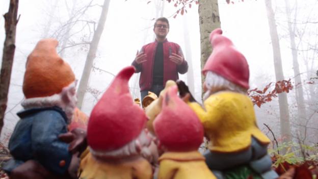 Video «Knackeboul: «Es isch emou es Zwärgevouk gsi»» abspielen