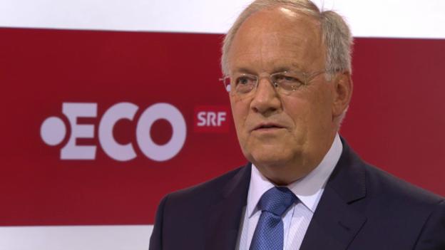 Video «Johann Schneider-Ammann im Interview zum Freihandel mit China» abspielen
