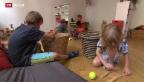 Video «Nationalrat unterstützt Kinderkrippen» abspielen
