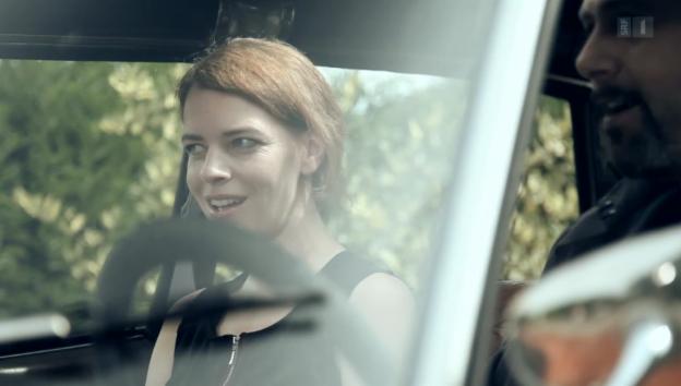 Video «Newcomer Porträt – Uta Köbernick» abspielen