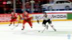 Video «Eishockey: Schweiz-Weissrussland» abspielen