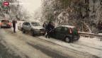 Video «Sommerpneus im Schnee» abspielen
