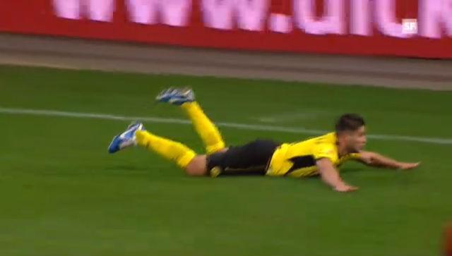 EL,YB - Udinese: Das 2:0 durch Bobadilla