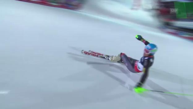 Video «Ski-WM: Superkombination Männer» abspielen