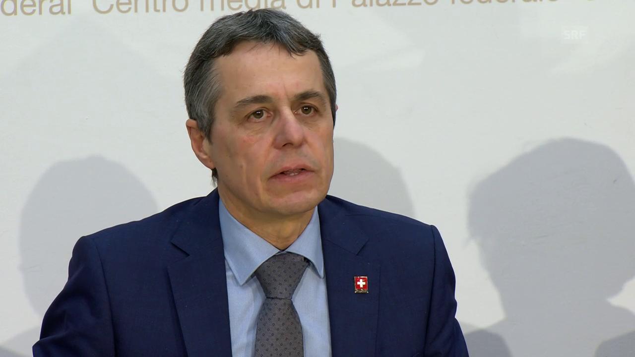 «Die Schweiz muss ihren Platz auf dem europäischen Kontinent behaupten»