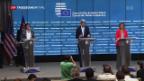 Video «EU warnt vor Wiedereinführung der Todesstrafe» abspielen