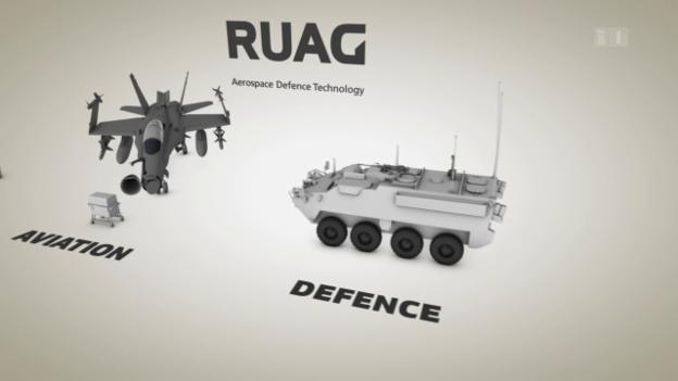 Video «Korruptionsrisiko bei Ruag» abspielen