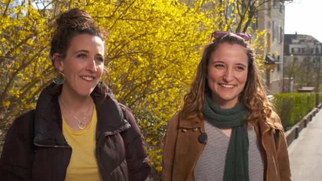 Video «Frauen kämpfen für ihr Recht » abspielen