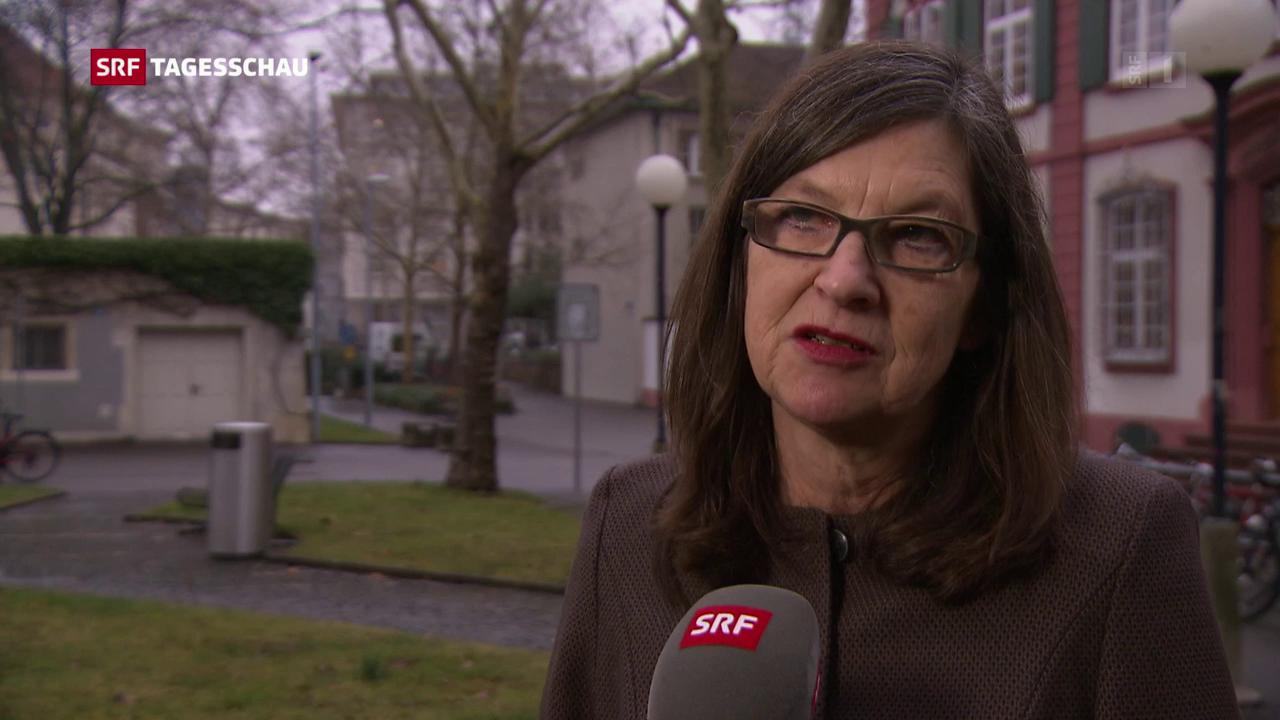 Silvia Schenker (SP/BS) zu langsamen Asylverfahren