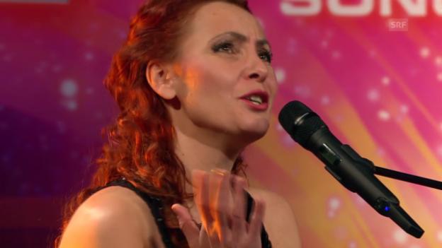 Video «Bella C mit «Another World»» abspielen