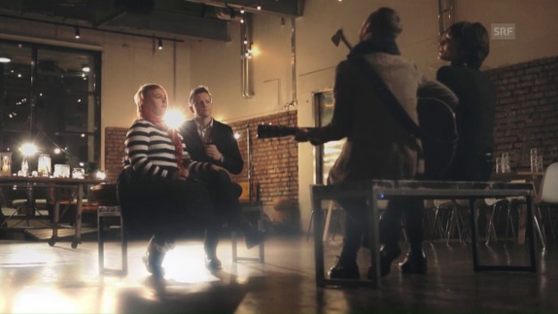Video «Bewerbungs-Aufruf für «Ich schänke dir es Lied» - die neue Musikshow von SRF» abspielen