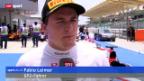 Video «GP2: Sieg von Fabio Leimer» abspielen