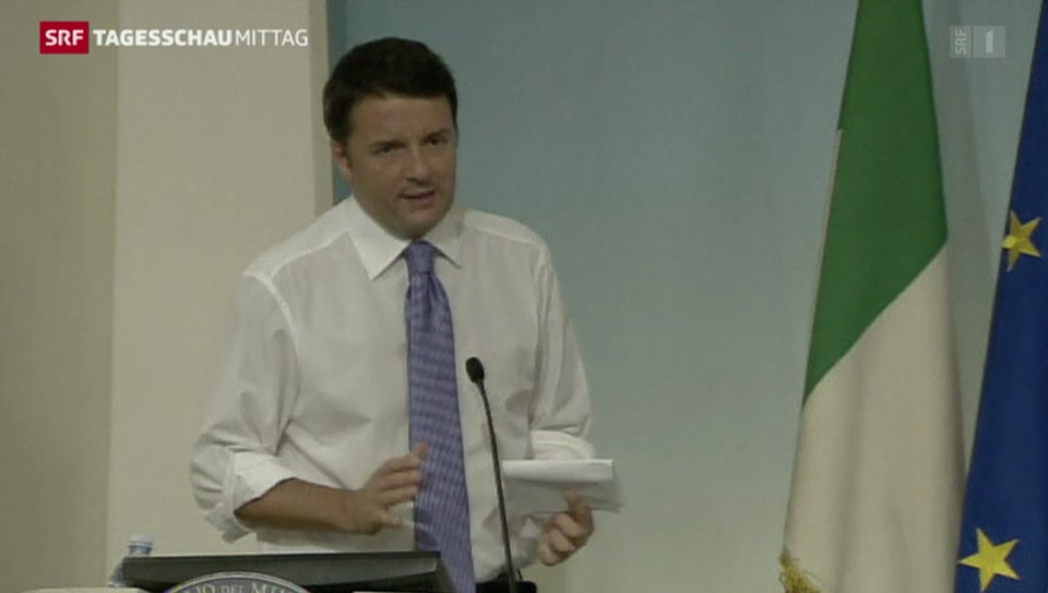 Italiens Rezept gegen die Krise