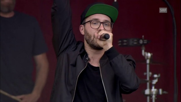 Video «Mark Forster - Konzert vom Heitere Open Air» abspielen