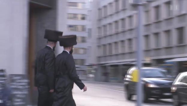 Video «Jüdisch sein in der Schweiz» abspielen