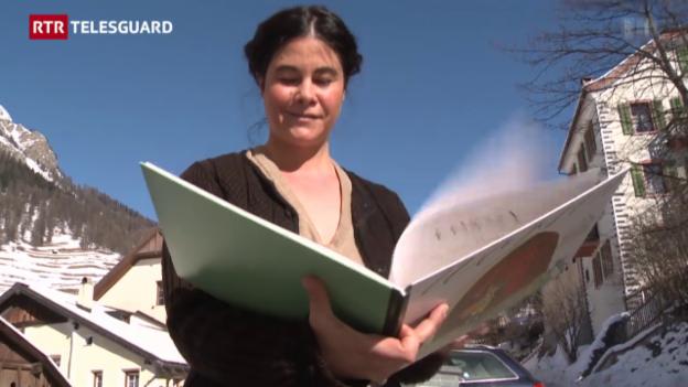 Laschar ir video «Las lavurs da filmar per il film Ursin en l'Engiadina Bassa»