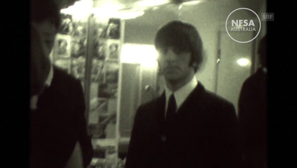 «Ob es John oder Ringo war? Jemand nahm mir die Kamera weg»