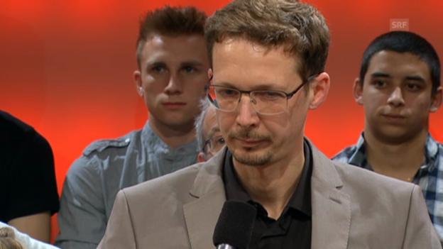 Video «Michael Hermann: «Nach Minder sind alle nervös.»» abspielen