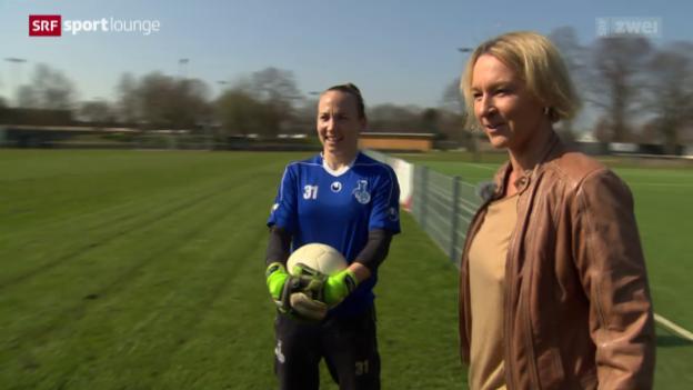 Video «Frauen-Natiteam: Der Weg an die WM – eine abenteuerliche Reise» abspielen