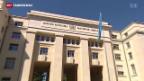Video «Uno lässt «Palais des Nations» renovieren» abspielen