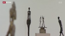 Video «Der teuerste Schweizer Künstler» abspielen