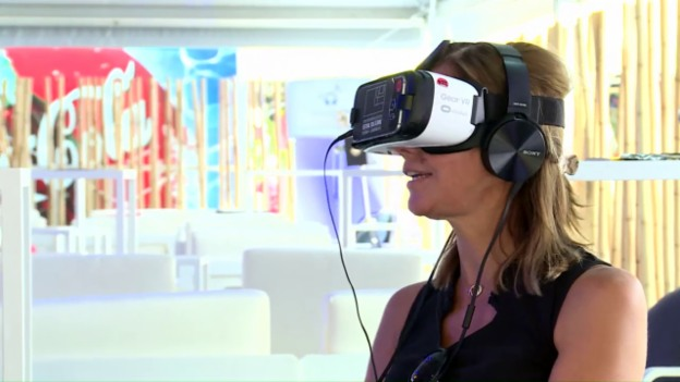 Video «Virtual-Reality-Filme in Locarno» abspielen