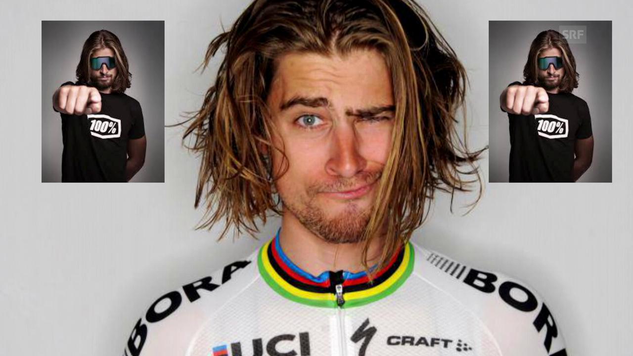 Peter Sagan – die schillernde Figur im Radsport