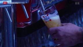Video «Kampagne gegen zu viel Alkohol» abspielen