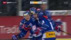 Video «Eishockey: NLA, ZSC Lions - Zug» abspielen