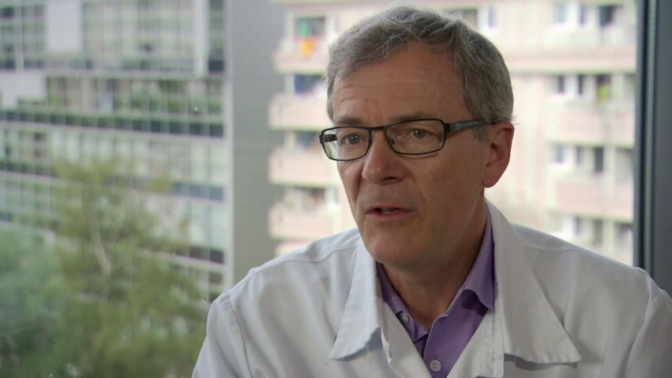 Allergologe Philippe Eigenmann: «Wir sind noch nicht an dem Punkt, an dem wir genau sagen können, was Allergien verursacht und wie man ihren Anstieg bremsen könnte.»