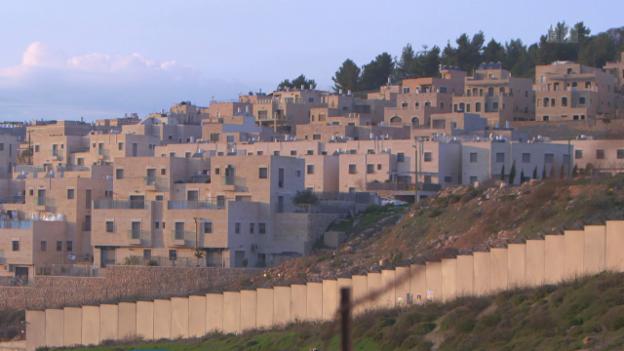 Video «Umstrittener Siedlungsbau» abspielen