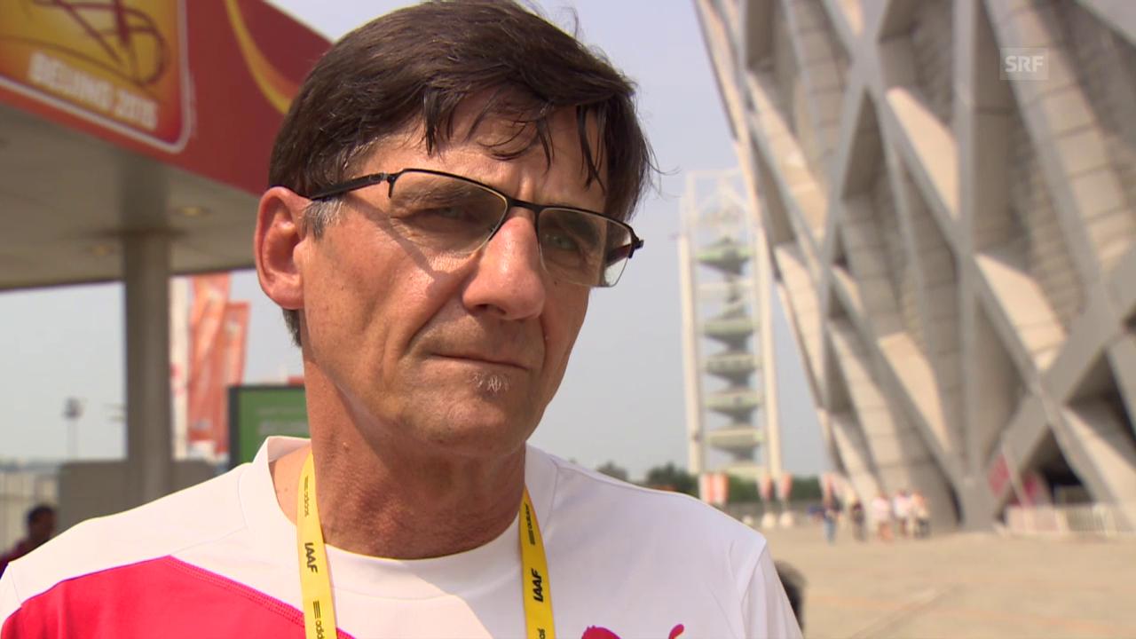 Leichtathletik: WM in Peking, Fazit von Peter Haas