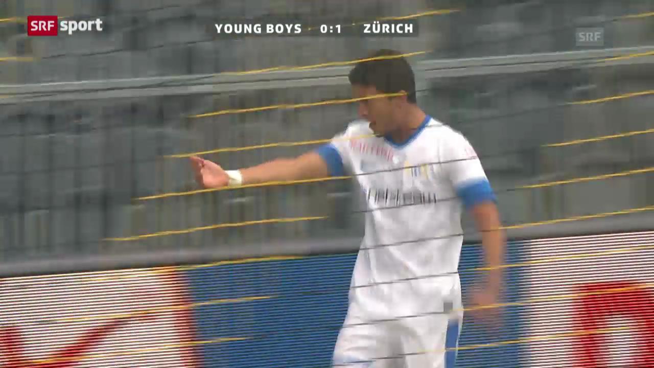 Spielbericht YB-FCZ («sportpanorama»)