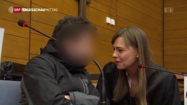 Video «Prozess gegen Lockführer» abspielen